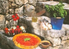Tarte Tatin aux Tomates…
