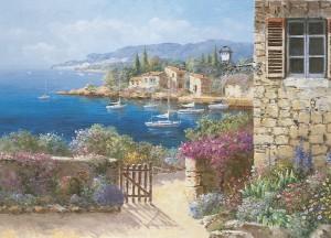Crique provençale
