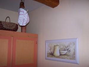 Décoration provençale - Mortier et cruche