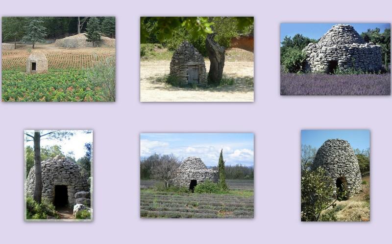 Bories en Provence