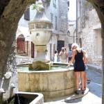 Fontaine St Paul de Vence