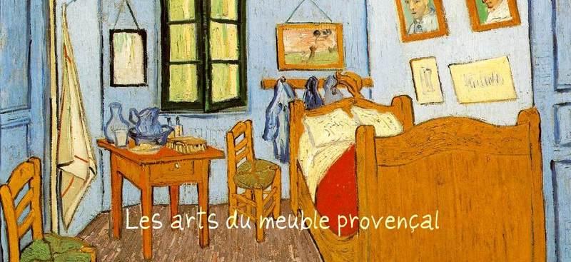 Meuble provençal: La panetière.