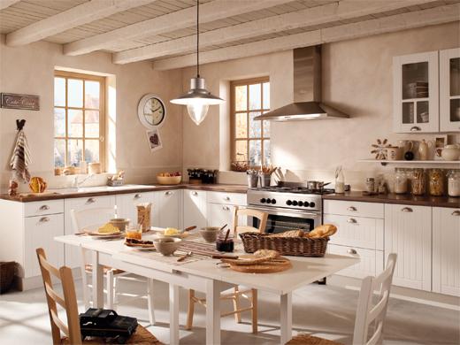 D coration de charme esprit campagne en provence - Cuisine ancienne et moderne ...