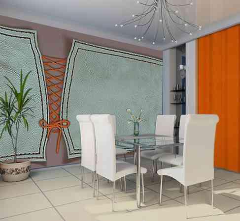 d coration murale tr s grand format le chic et le choc. Black Bedroom Furniture Sets. Home Design Ideas