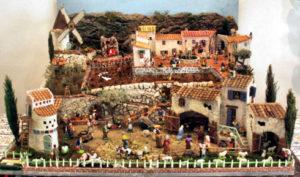 La crèche tradition provençale