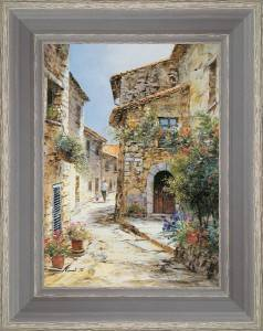 Alley of Provence