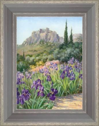 http://tableaux-provence.com/981-zoom/iris-and-cypress.jpg