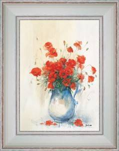 Bouquet of poppies