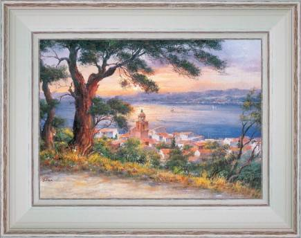 https://tableaux-provence.com/263-2418/sunset-on-saint-tropez.jpg