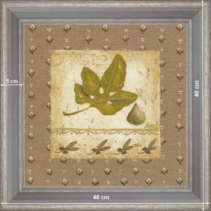 http://tableaux-provence.com/1365-zoom/country-deco-fig-tree-leaf-on-flax.jpg