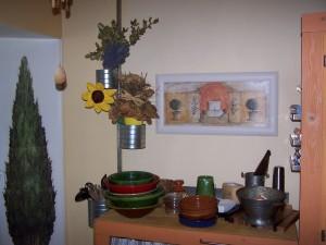 Une cuisine provençale branchée
