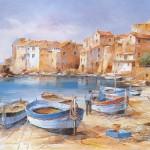 Tableaux de Méditerranée - nouveaux modèles