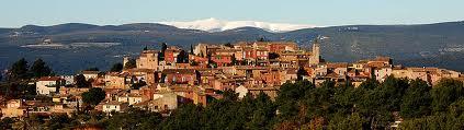Roussillon en Lubéron