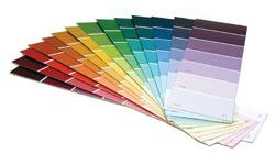 Décoration: la couleur