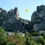 Moustier-Sainte-Marie et son étoile