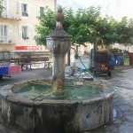 Fontaine Villars sur Var