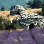 Les bories de Provence