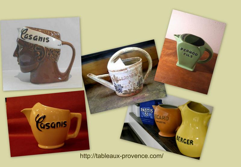 Carafes ou pichets à eau