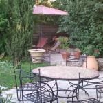 L'art de vivre en Provence, un jardin de charme.