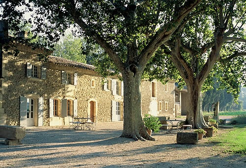 Le charme campagnard provençal