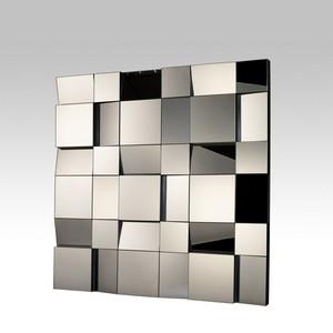 jouer avec les miroirs pour agrandir une pi ce. Black Bedroom Furniture Sets. Home Design Ideas