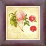 Décoration de charme, des tableaux de fleurs