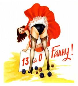 La Fanny Ne vous y fiez pas !