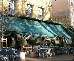 Café des deux garçons - Aix en Provence