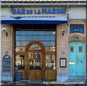 Bar de la marine - Marseille