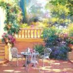 """Tableaux nouveaux sur """"Jardins et Terrasses"""""""