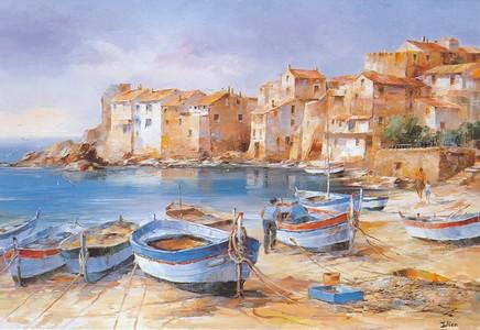 Nouveaux tableaux sur la «Mer» ( partie 2)