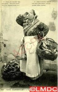 """Costume """"La poissonnière"""""""
