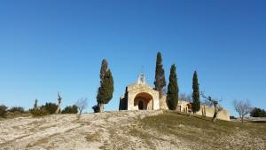 La chapelle Sainte Sixte