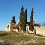 Eygalières... La chapelle Sainte Sixte ....
