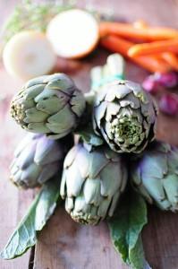Artichauts de Provence