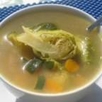 Soupe au chou, la recette !!!