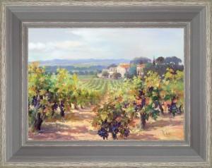 Vignes et raisins avant la vendange - DÉCO CAMPAGNE - Nouveaux modèles