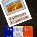 Le Tableau Français Fabriqué en Provence