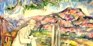 Cézanne son amour immodéré de la Sainte-Victoire