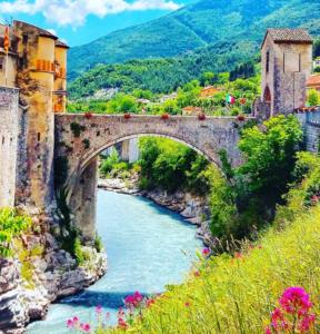 Entrevaux Pont