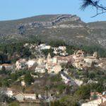 La Treille village