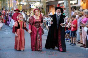 Les Fêtes renaissance à Salon de Provence - Michel Nostradamus