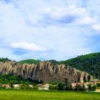 Les Mées, village de Haute Provence