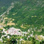 Colmars les Alpes citadelle dans le Haut Verdon