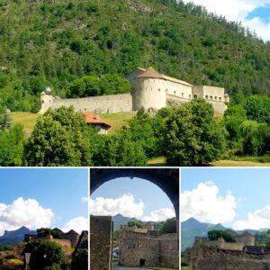 Colmars les Alpes - Le fort de Savoie